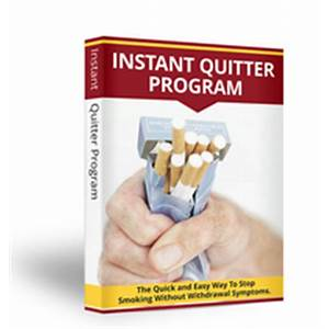 Instant quitter does it work?