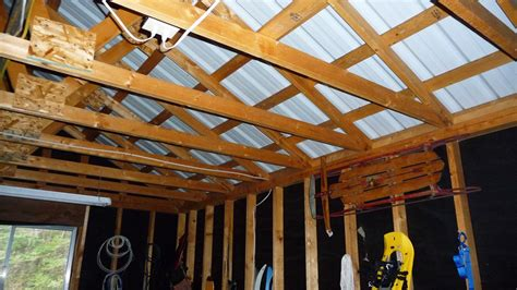 Insulating Garage Roof Rafters Make Your Own Beautiful  HD Wallpapers, Images Over 1000+ [ralydesign.ml]