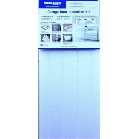 Insulfoam Garage Door Insulation Kit Make Your Own Beautiful  HD Wallpapers, Images Over 1000+ [ralydesign.ml]