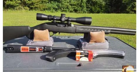 Integrally Suppressed Rifle 10 22
