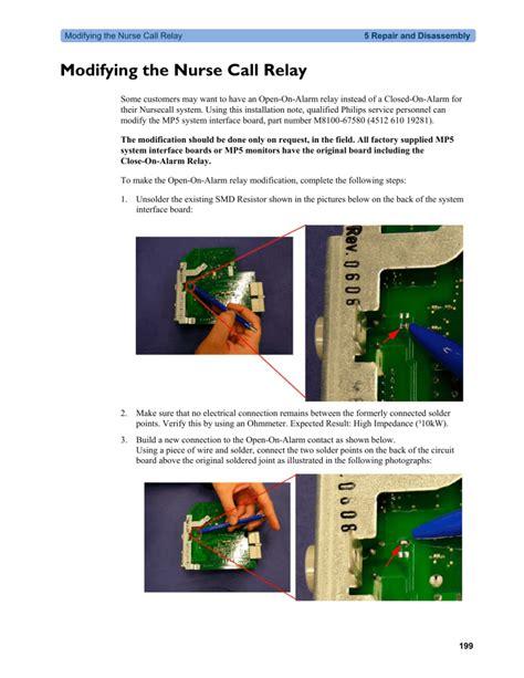 Intellivue Mp5 Service Manual