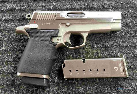 Inter Arms Firestar 9mm Handgun