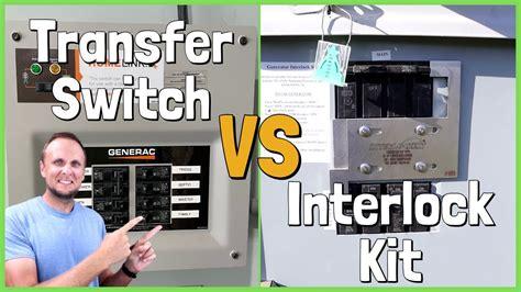 Interlock Vs Transfer Switch Site Ar15 Com