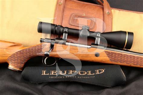 Internal Magazine Bolt Action Rifles
