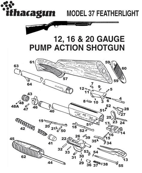 Internal Parts Shop Buy Ithaca Gun Internal Parts