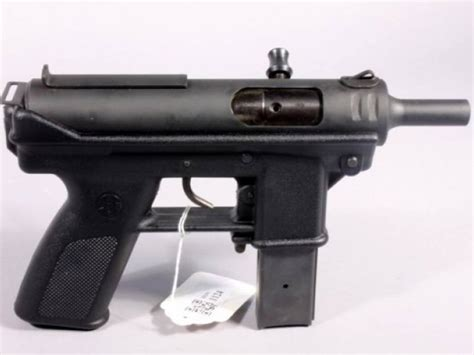 Intratec 9mm Luger Model Ab 10
