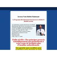 Inverser son diabete maintenant : french of manage diabetes today programs