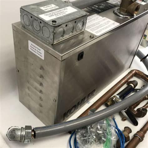 Invigoration™ Series 9kW Steam Generator