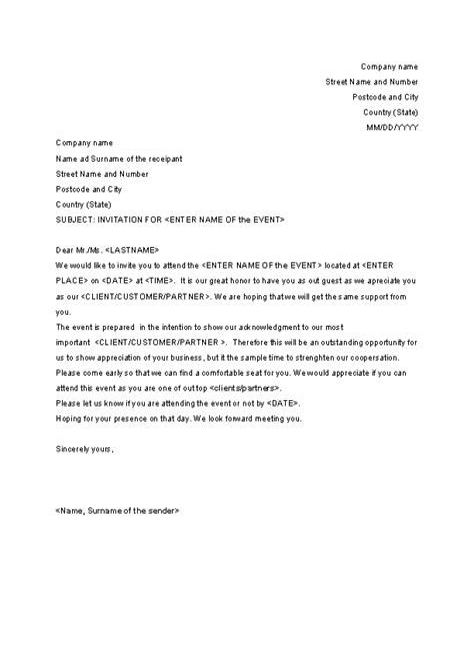 Sport event invitation letter sample docoments ojazlink invitation letter for sports event sample resume objectives stopboris Gallery