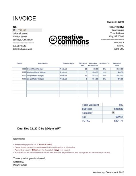 Invoice Template Numbers Mac CV Templates Download Free CV Templates [optimizareseo.online]