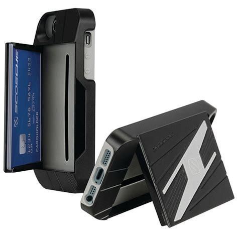 Iphone 5 Vaultkase Case With Integrated Storage Vault