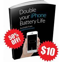Iphone battery life guide 500 million in use fix user pain coupon code