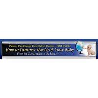 Guide to iq baby improve the iq of your future baby