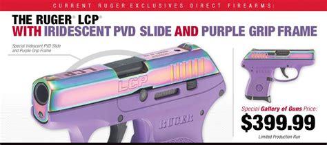 Ruger Iridescent Gun Ruger.