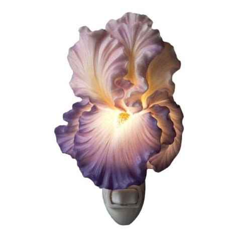 Iris Night Light