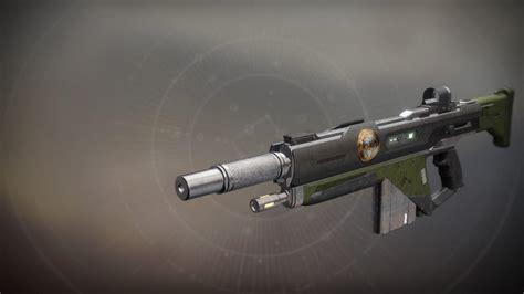 Iron Banner Assault Rifle Good 20128