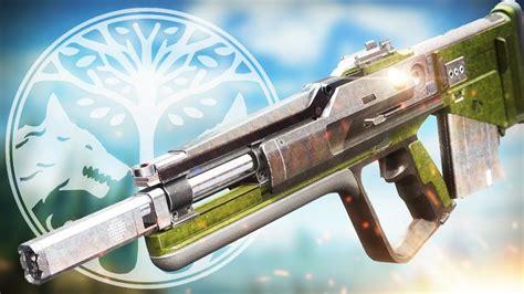 Iron Banner Pulse Rifle