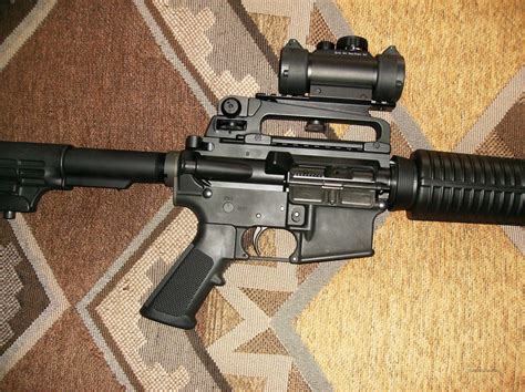 Iron Sights For Dpms Oracle 308