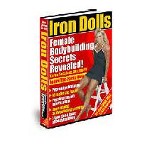 Iron dolls female bodybuilding secrets cheap