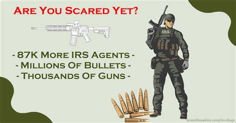 Irs Buys Guns