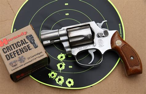 Is A 38 Special Good For Self Defense