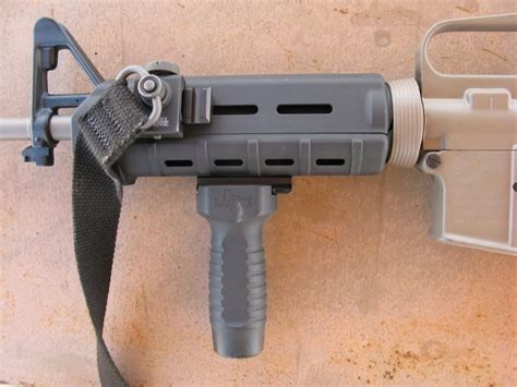 Is A M4 Carbine Replica With Plastic Handguards Correct Forum