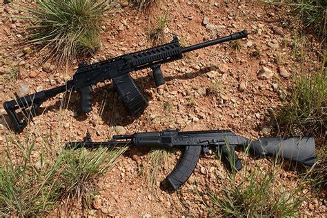 Is A Shotgun An Assault Rifle