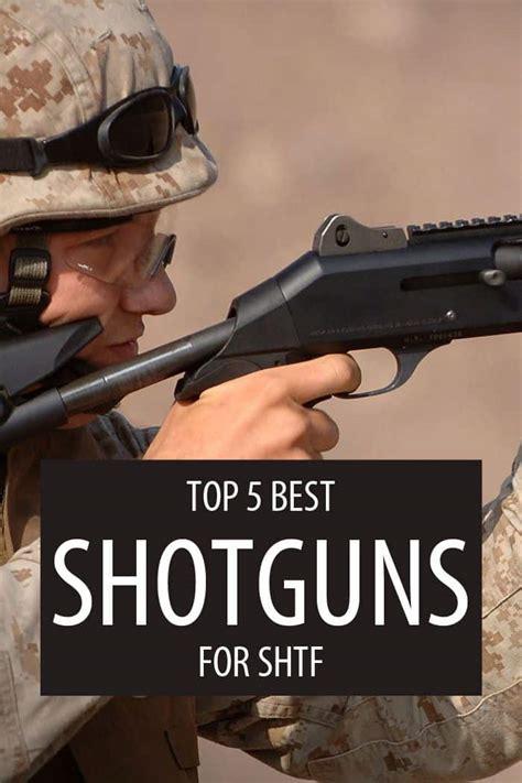 Is A Shotgun Best For Shtg