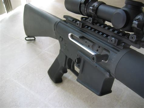 Is An Ar15 Bolt Action Rifle