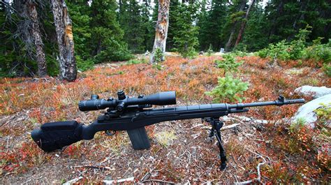 Is An M1a A Good Hunting Rifle