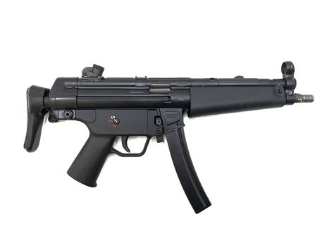 Is An Mp5 A Carbine Or A Pistol