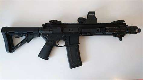 Is Ar 15 A Small Caliber