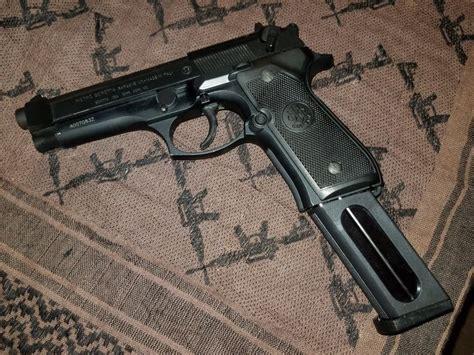Beretta-Question Is Beretta M9 The Same As 92fs.