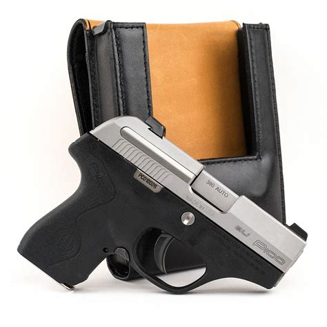 Beretta-Question Is Beretta Pico Good For Concealed Carry