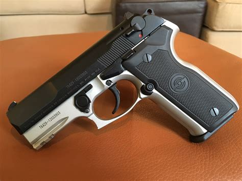 Beretta-Question Is Beretta Stoeger Cougar 9mm.