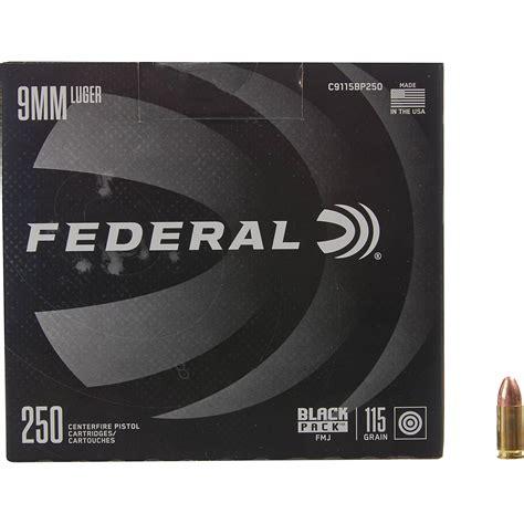 Is Federal Black Box Good Ammo