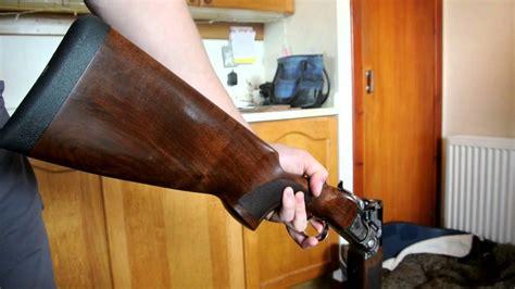 Is It Easy To Remove Shotgun Stocks