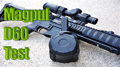 Is It Okay To Keep A Magpul D60 Loaded