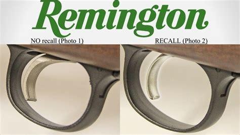 Is My Remington 700 Recall