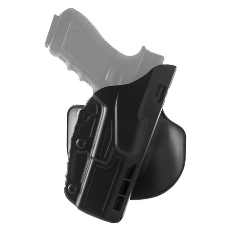 Is Safariland 6360 Holster Open At Bottom