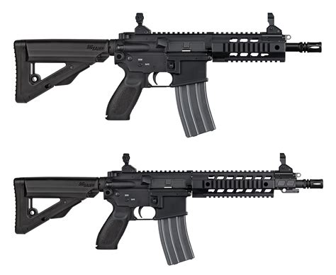 Is Sig Sauer 516 A M16 Variant