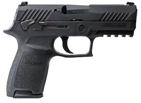 Is Sig Sauer Manufacturing Any P320 Compact In 45