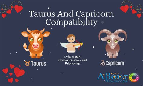 Taurus-Question Is Taurus And Capricorn Compatible.