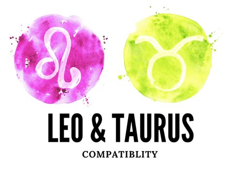 Taurus-Question Is Taurus And Leo Sexually Compatible.