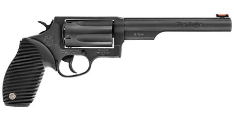 Taurus-Question Is Taurus Judge 6.5 Inch Barrel More Accurate.