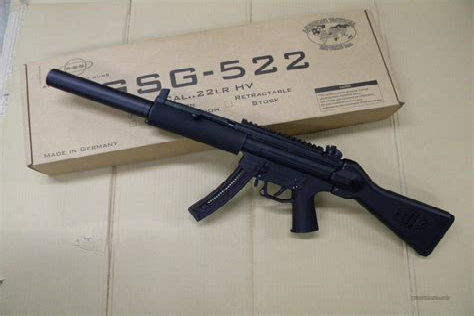 Is The Gsg 522 An Assault Rifle