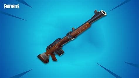 Is The Hunting Rifle Vaulted