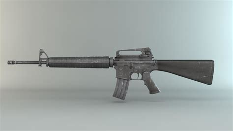 Is The M16 The Same As The Ar 15