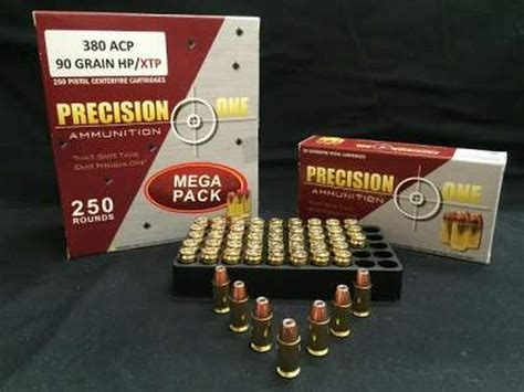 Is The Precision One 380 Ammo Review
