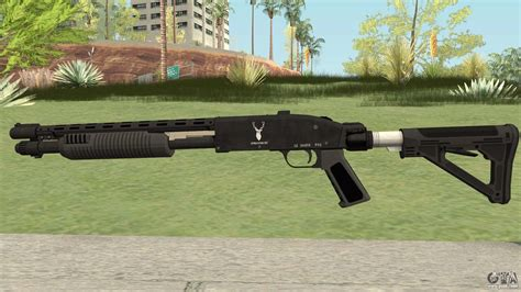 Is The Pump Shotgun Good Gta 5